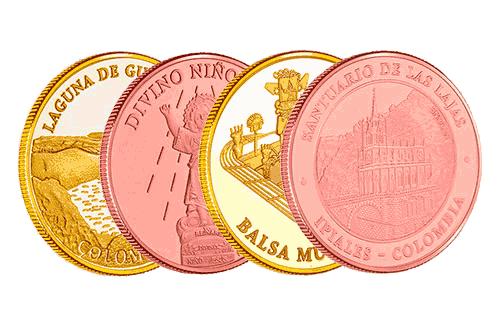Ntcoins Souvenir Monedas