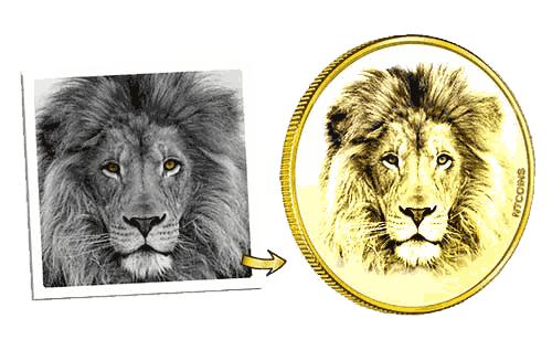 Diseñamos tus monedas